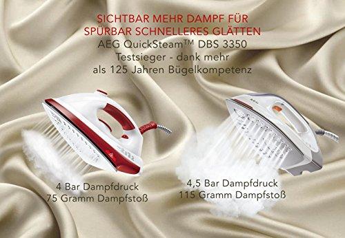 AEG Dampfbügelstation QuickSteam DBS 33501